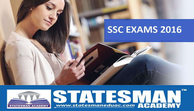 SSC Coaching in Chandigarh At Statesman Academy