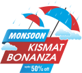 Monsoon offer Assured up to 50% Discount