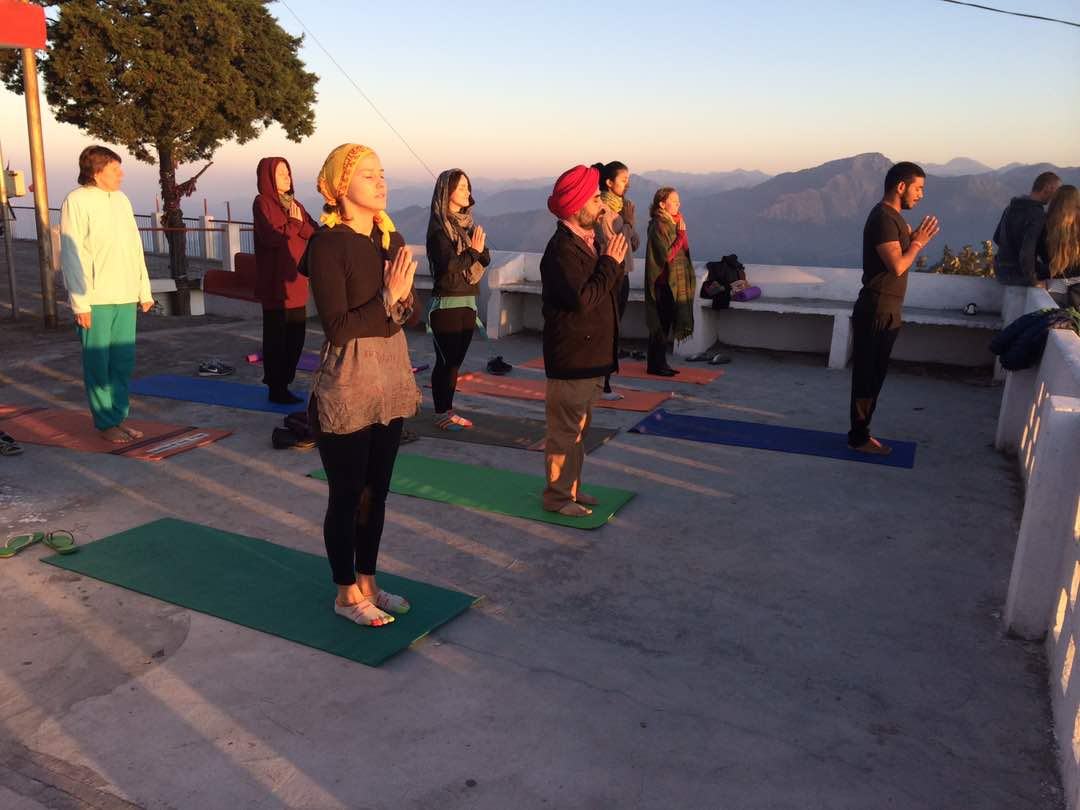 200 Hours Hatha Vinyasa Yoga Teacher Training Course in Rishikesh, India