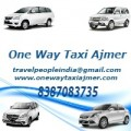 One Way Taxi Ajmer