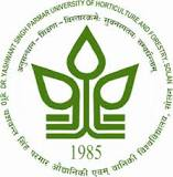 Dr Yashwant Singh Parmar University of Horticulture and Forestry