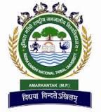 Indira Gandhi National Tribal University Amarkatnak