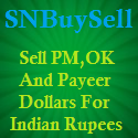 SNBuySell - Buy Or Sell Perfect Money OKPay Payza And Payeer in India At Best Price