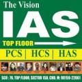 THE VISION IAS - PCS Coaching Chandigarh