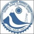 Uttarakhand Technical University