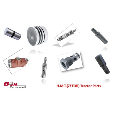 H M T Zetor Tractor Parts
