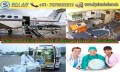 Shift your patient to Sky Air Ambulance from Delhi at Inexpensive Cost